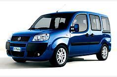 Fiat Doblo (I рестайлинг) 2005-2014