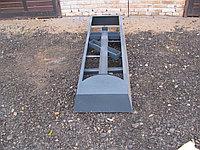Надгробие с крестом, фото 1