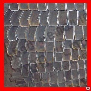 Швеллер гнутый 80х40х3,0 ст. 3СП/ПС5