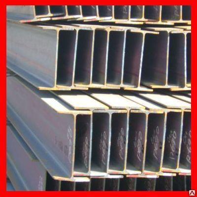 Балка (двутавр) 25Ш сталь 3СП/ПС 12м