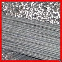 Арматура А-III 40 мм 11,7м сталь 25Г2С ГОСТ 5781-82