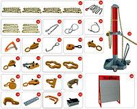 Напольный стапель M10. Усилие башни 10тн. Компл. 24 вида предметов