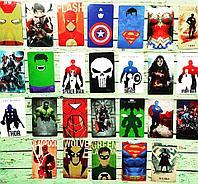 Коллекционная наклейка(стикер) Superheroes, поштучно