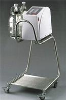 Отсасыватель медицинский модель В-100 с педалью и тележкой