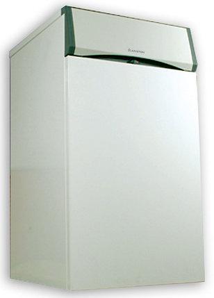 Напольный чугунный газовый котёл ARISTON UNOBLOC G PV 31 RI, 31 кВт, (без дымохода), фото 2