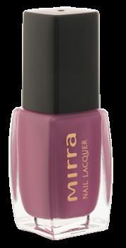 MIRRA Лак для ногтей - «Розовый перец»