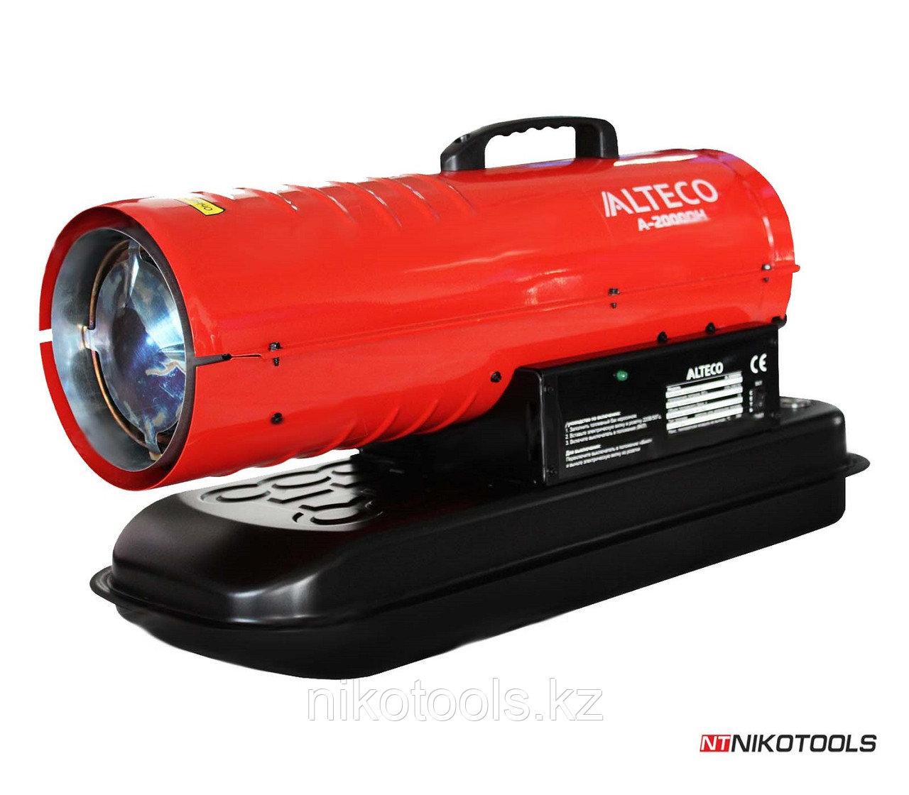 Нагреватель на жидком топливе ALTECO A-2000DH (13 кВт)