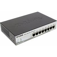 D-link DES-1210-08P/C2A коммутатор (DES-1210-08P/C2A)