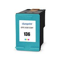 Europrint Картридж Europrint EPC-9361CMY (№136) струйный картридж (13430)