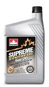 Моторное масло Petro-Canada Supreme 5w20 1 литр