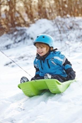 Детские санки, санки - коляски, снегокаты, тюбинги