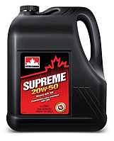 Моторное масло Petro-Canada Supreme 20w50 4 литра