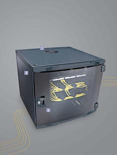 Шкаф настенный Legrand XL VDI, 21U 1000*600*600 мм