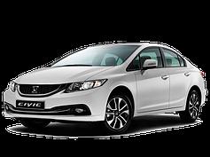 Honda Civic IX (рестайлинг) 2013-2017