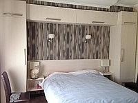 Кровать 2-х спальная и шкафы прикроватные