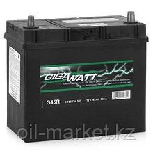 Аккумулятор Gigawatt 45 A/h
