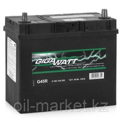 Аккумулятор Gigawatt 45 A/h, фото 2