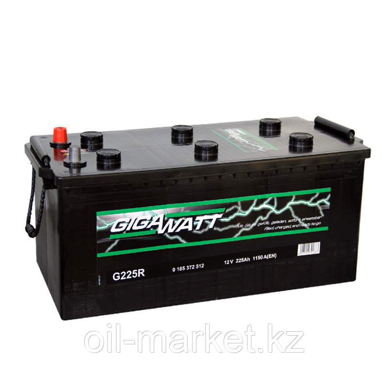 Аккумулятор Gigawatt 225 A/h
