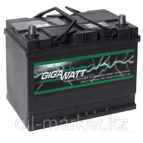Аккумулятор Gigawatt 60 A/h, фото 2