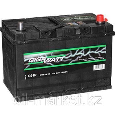 Аккумулятор Gigawatt 91 A/h, фото 2