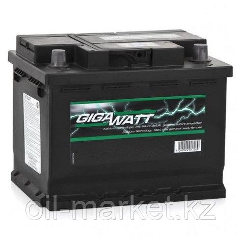 Аккумулятор Gigawatt 52 A/h, фото 2