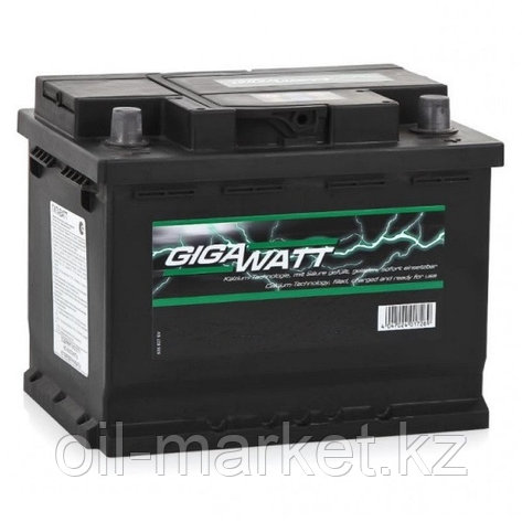 Аккумулятор Gigawatt 70 A/h, фото 2
