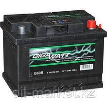 Аккумулятор Gigawatt 60 A/h