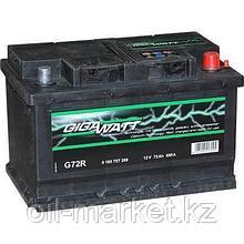 Аккумулятор Gigawatt 72 A/h