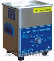 """Ванна ультразвуковая ВУ-09-""""Я-ФП""""-02/1,7л/"""