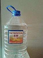 Растворитель 646 5 л. ГОСТ без посторонних запахов