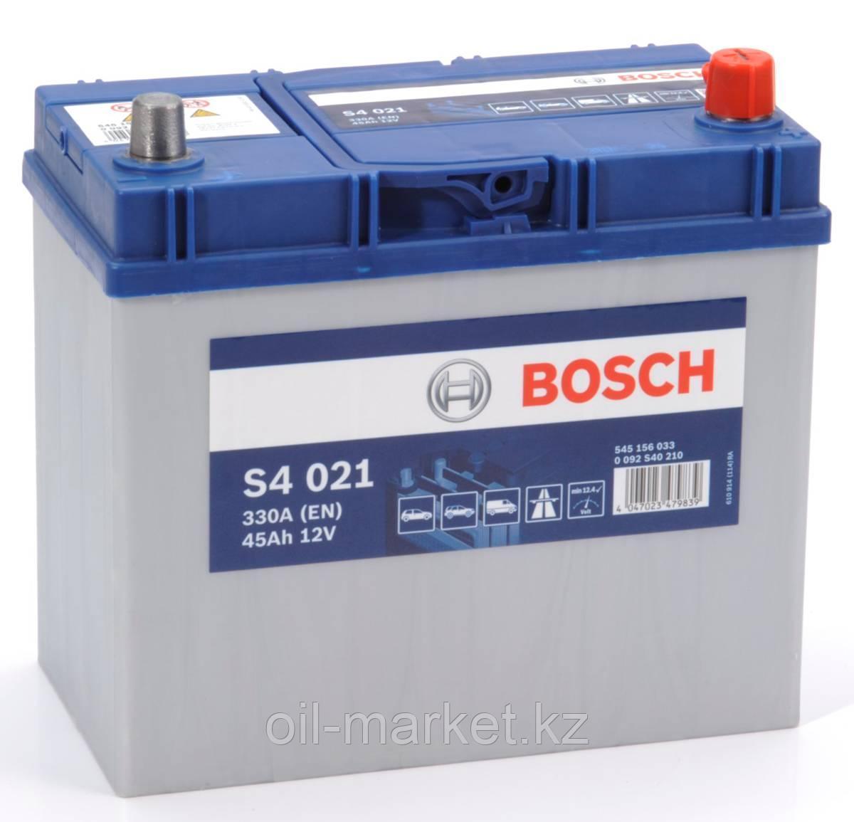 Аккумулятор Bosch Asia 45 Ah