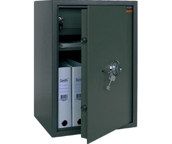 Сейф взломостойкий для дома и офиса ASM.63T-CL