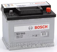 Аккумулятор Bosch EURO 56 Ah
