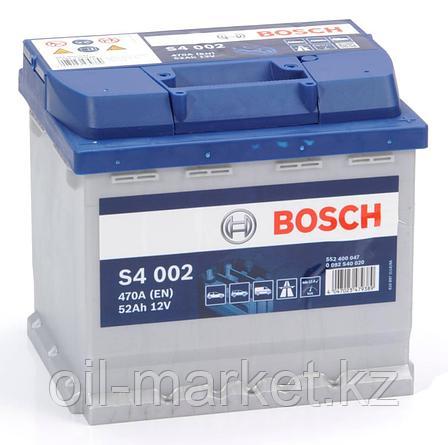 Аккумулятор Bosch EURO 52 Ah, фото 2