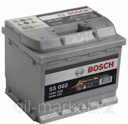 Аккумулятор Bosch EURO 54 Ah, фото 2