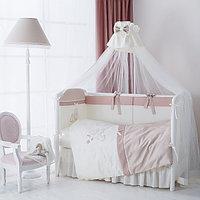Комплект в кроватку Perina Котята, карамель 6 предметов