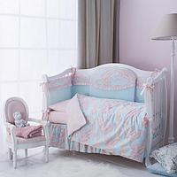Комплект в кроватку Perina Шантель 6 предметов