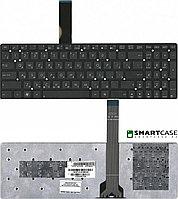 Клавиатура для ноутбука Asus K55 (черная, RU)