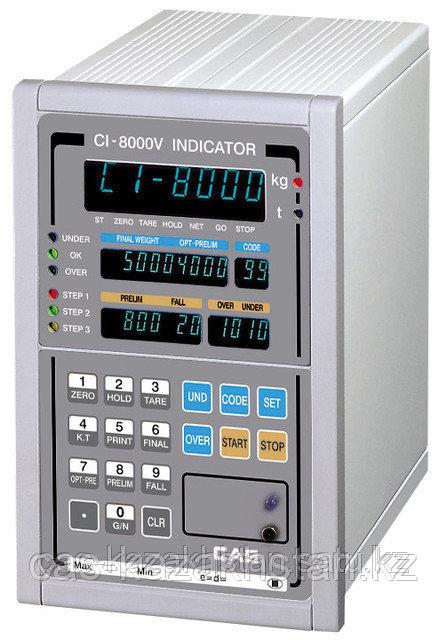 Устройство весоизмерительное типа CI-8000V