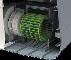Приточно-очистительный мультикомплекс Air Master серии Platinum BMAC-200 Base (базовая комплектация), фото 3