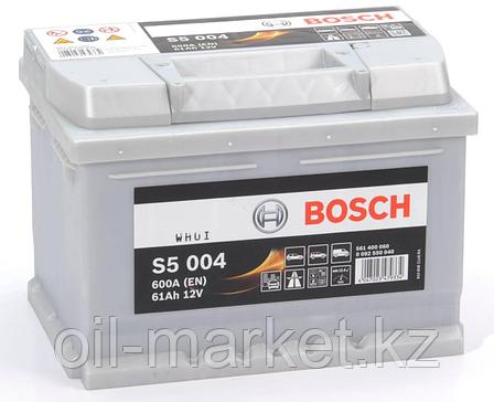 Аккумулятор Bosch EURO 61 Ah, фото 2