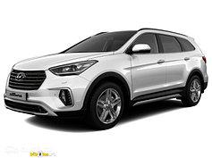 Hyundai Grand Santa Fe III 2015-