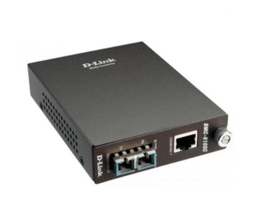 D-LinkМедиаконвертерDMC-805G/A11AМедиаконвертер с 1 портом 1000Base-T и 1 портом 1000Base-X SFP