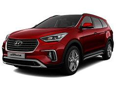 Hyundai Grand Santa Fe III