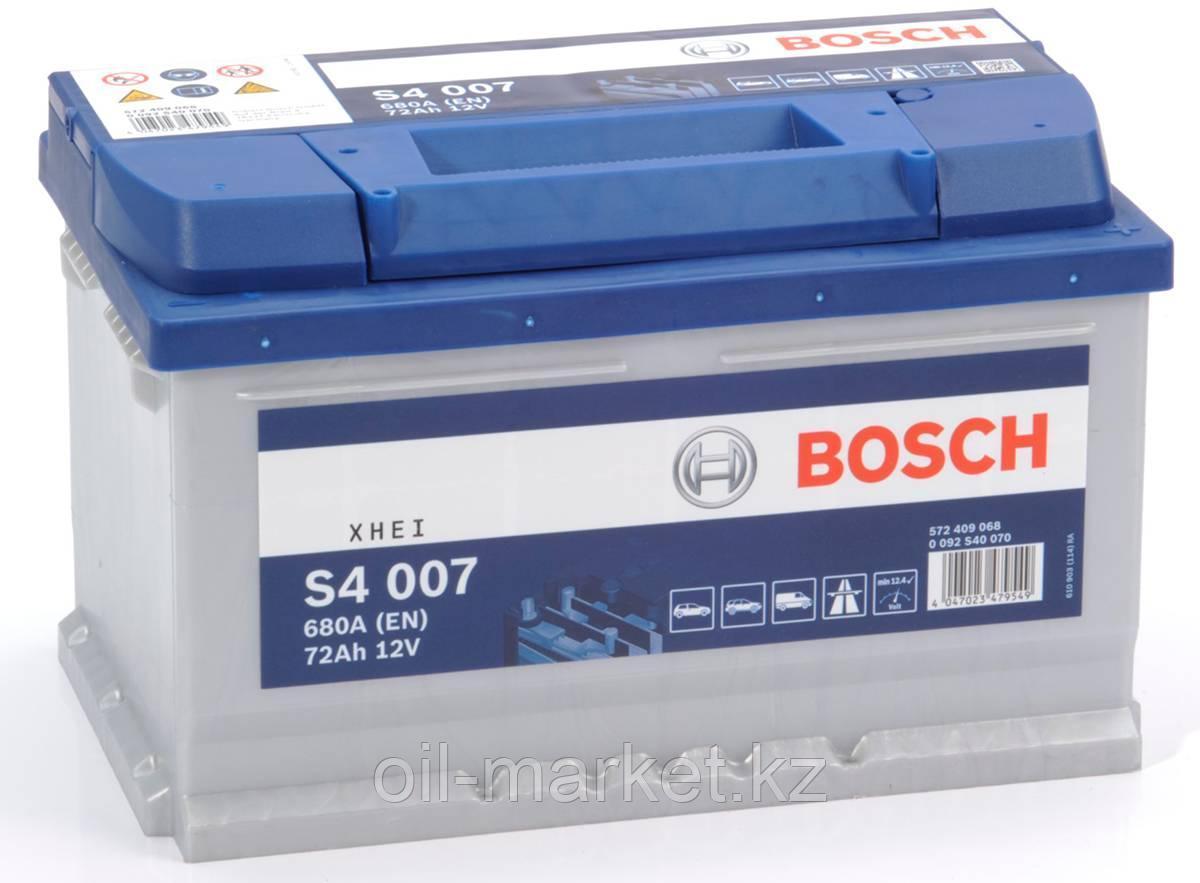 Аккумулятор Bosch EURO 72 Ah