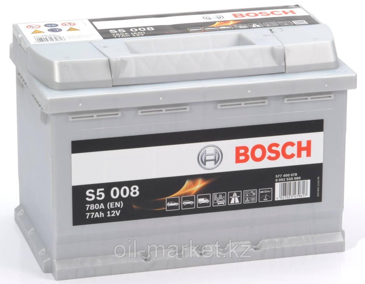 Аккумулятор Bosch EURO 77 Ah