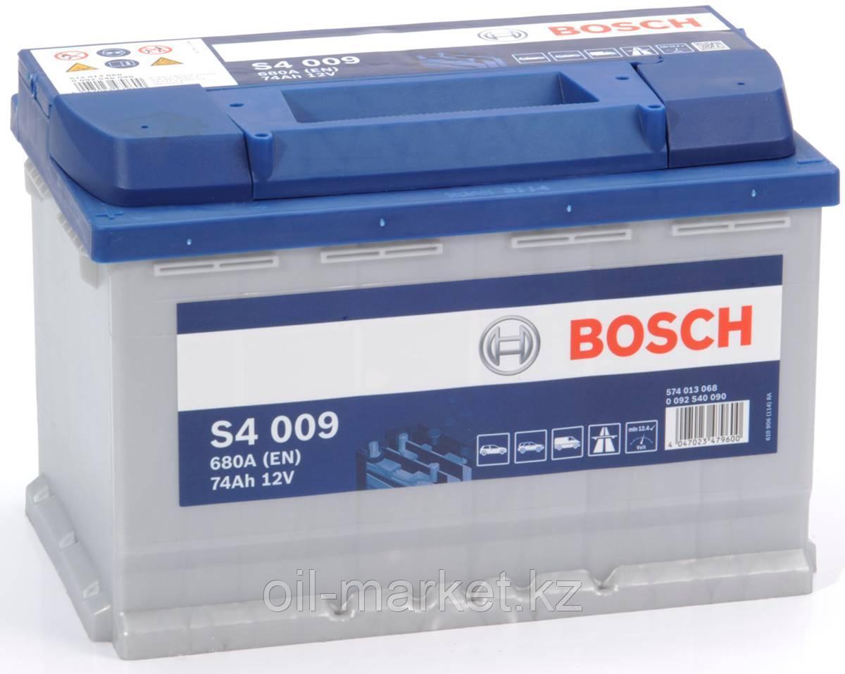 Аккумулятор Bosch EURO 74 Ah