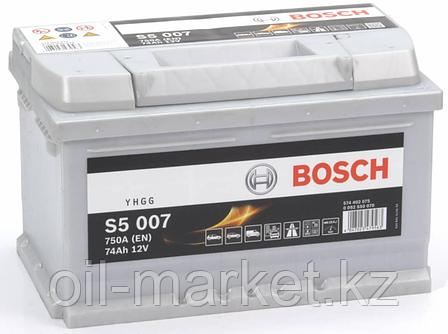 Аккумулятор Bosch EURO 74 Ah, фото 2