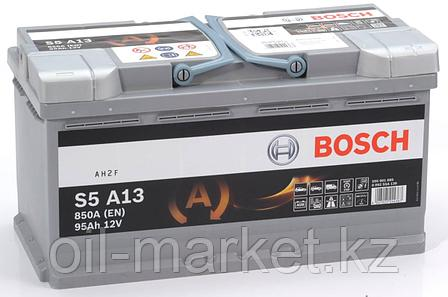 Аккумулятор Bosch S6 AGM 95 Ah, фото 2