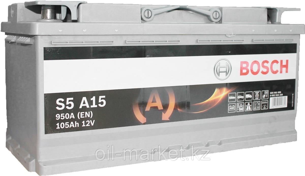 Аккумулятор Bosch S6 AGM 105 Ah